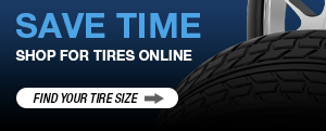 Save Money - Shop for Tires Online!
